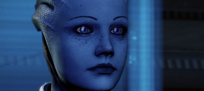 Accidentally In Love? – How My Male Shepard Got Locked Into A Romance With Liara