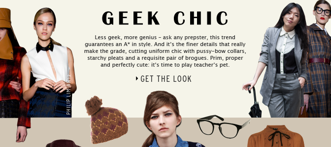 "Understanding The Term ""Geek Chic"""
