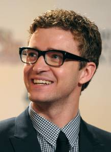 "Justin Timberlake is bringing sexy back by being ""geek chic"""
