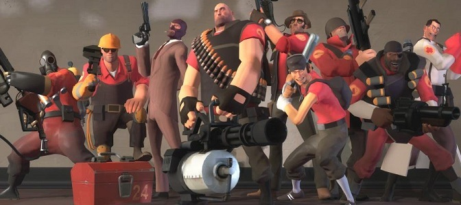 Team Fortress 2 Game Night!