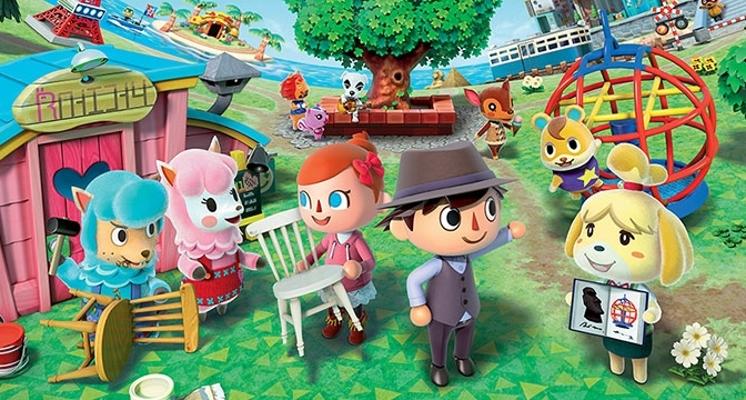 Animal Crossing: My New Obsession