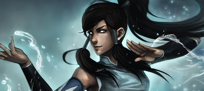 The Legend of Korra – Book Two: Spirits Trailer
