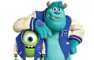 Mike and Sully are back but in college in Monsters University