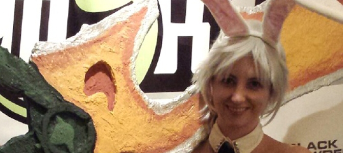 Cosplay Closet: Battle Bunny Riven— The Costume