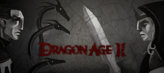 A Week In Gaming: Dragon Age II