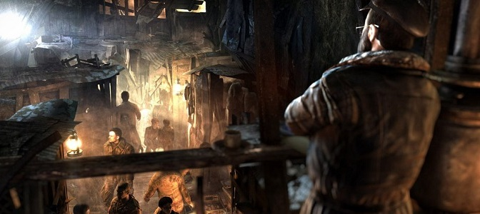 "The Collaborative Story Behind ""Metro 2033"""