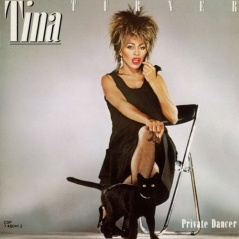 Album cover - Private Dancer (1987) (source)