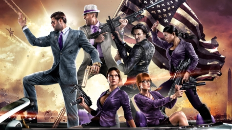 saints row 4 gang