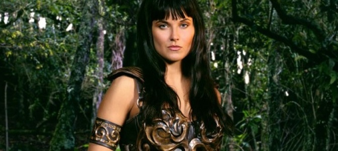 Is Xena: Warrior Princess coming back from the dead?