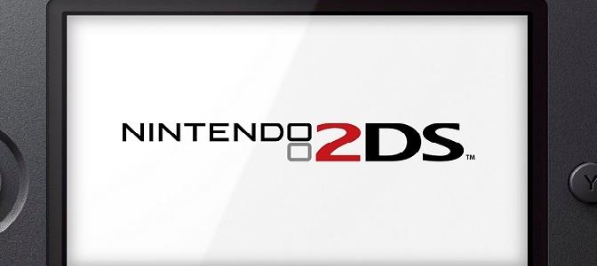 Full Force: Nintendo 2DS Announced