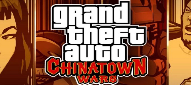 Chinatown Wars: Where GTA went really right and a little wrong
