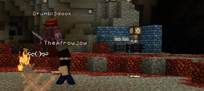 Herobrine's Mansion with the Afrow Jow Part 9 (Final part)
