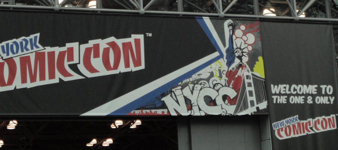 New York Comic Con 2013: A Visual Overview