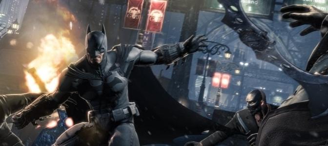 A Week in Gaming – Batman: Arkham Origins