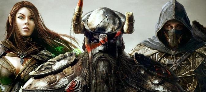 Drooling Over Elder Scrolls Online's Character Creator