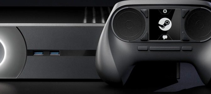 Valve's Steam Machine Prototype is Revealed