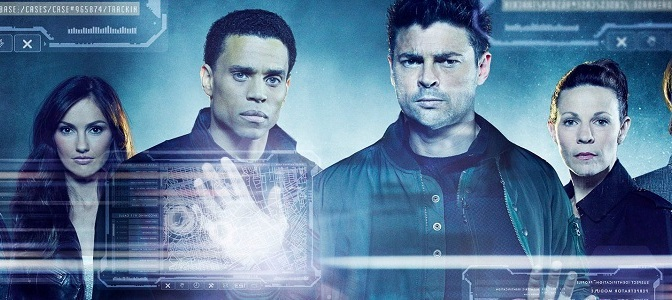 "So I Finally Watched the Sci-Fi Cop Show ""Almost Human""…"