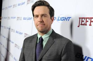 Actor Ed Helms will be starring in the Naked Gun reboot.