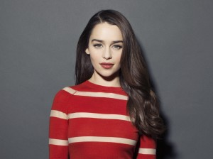 The new Sarah Connor? Game of Thrones actress Emilia Clarke has been confirmed to star in the Terminator reboot.