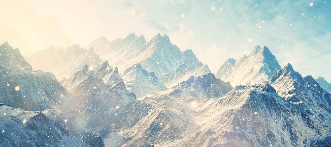 Listmas 2013: Snowy Environments in Sci-Fi and Fantasy
