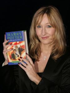 JK Rowling is the queen of children's fantasy books done right
