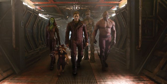 'Guardians of the Galaxy' Trailer Kicks Some Intergalactic Ass