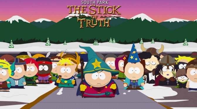 New South Park: The Stick of Truth Trailers Appear