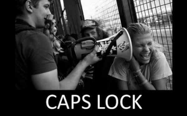 Death to Caps Lock: An AutoHotKey Story