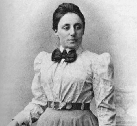 Emmy Noether_public domain