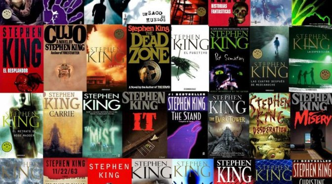 Library Journies: Stephen King