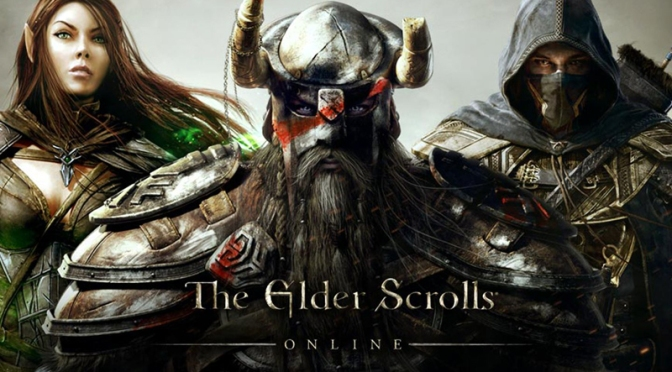 Meet Your Next Time Suck: The Elder Scrolls Online