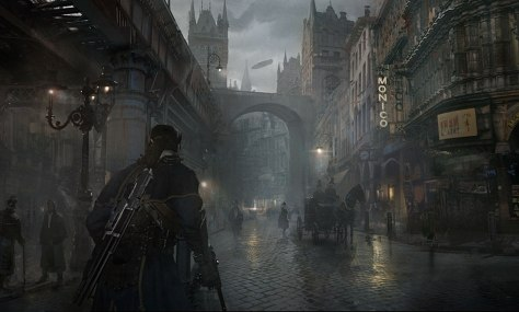 The Order: 1886's setting