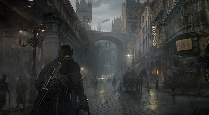 """The Order: 1886"" and the Rickety Definition of Steampunk"