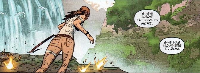The Comic Book Survivor
