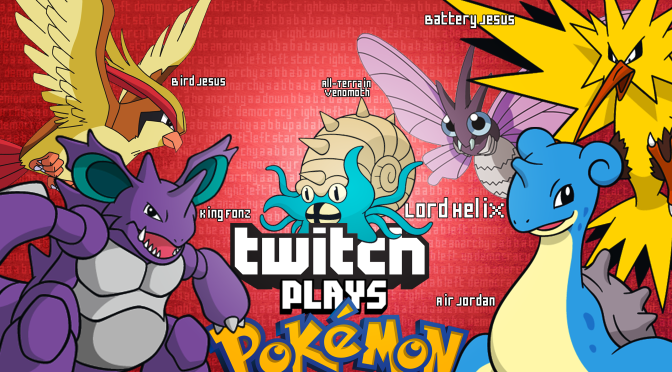 Full Force: Twitch Plays Pokemon