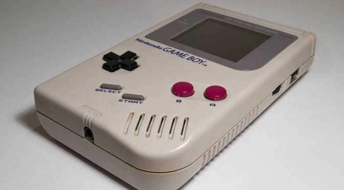 The Game Boy Turns 25 Today!