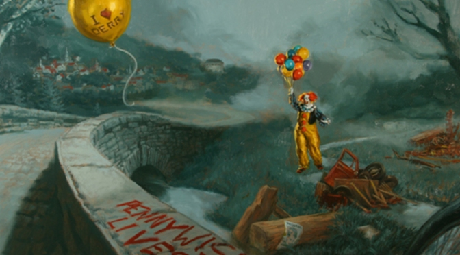Does the 1990 movie adaptation of Stephen King's It still…float?
