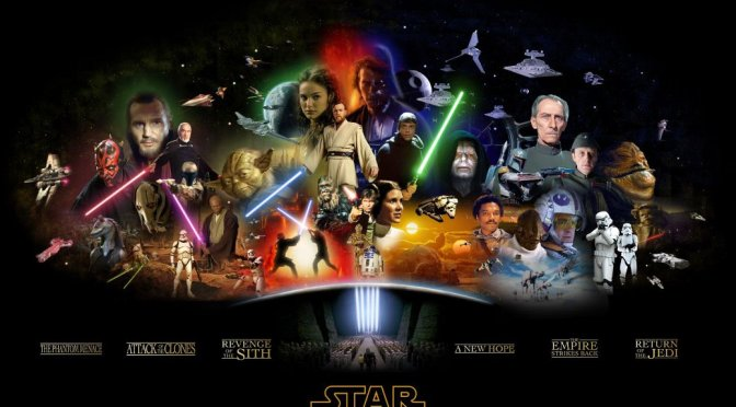 The ebb and flow of my Star Wars fandom