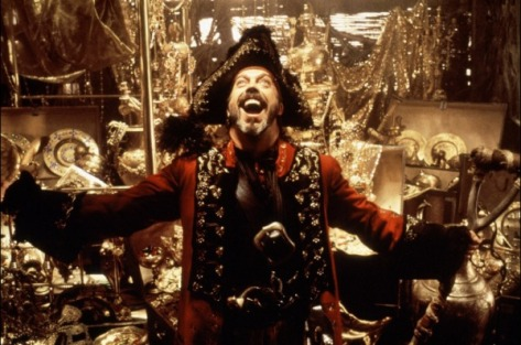 Tim Curry in Muppet Treasure Island © Jim Henson Productions, Walt Disney Pictures (1996)