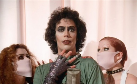 Patricia Quinn, Tim Curry, Nell Campbell in The Rocky Horror Picture Show © Twentieth Century Fox Film Corporation (1975)