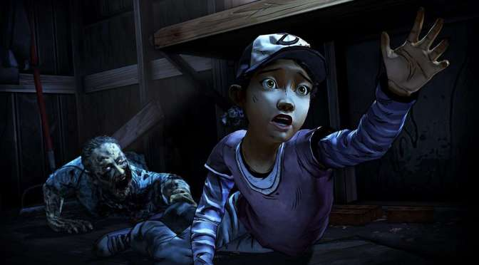Through Her Eyes: Impressions On Playing As Clementine In The Walking Dead Season 2
