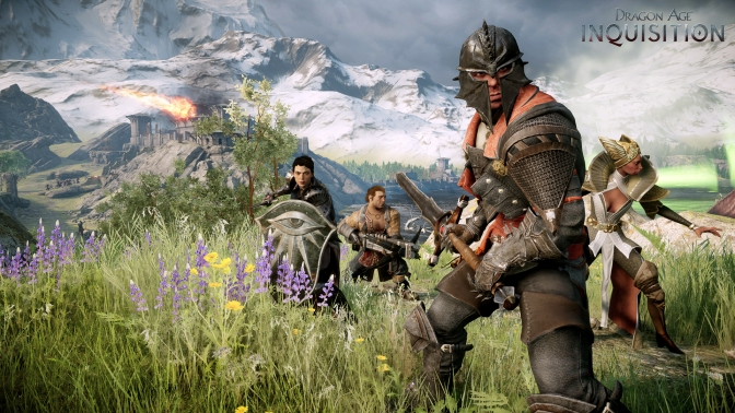 Lead Them Or Fall: Why I'm Optimistic About Dragon Age: Inquisition