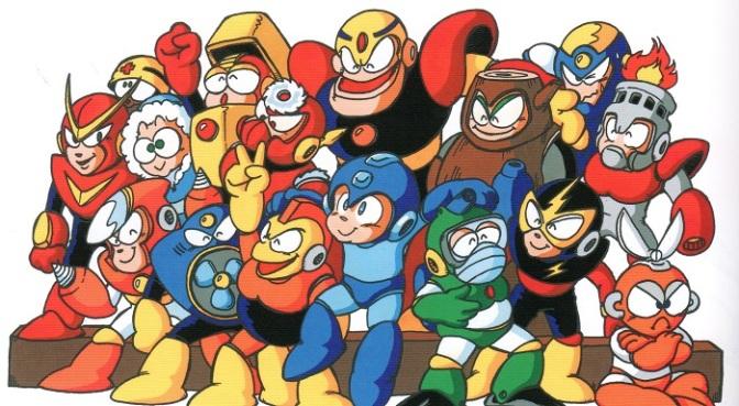 The Birth of Mega Man