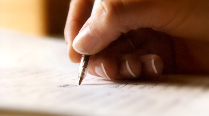A Writer's Process: The Importance Of A Good Outline