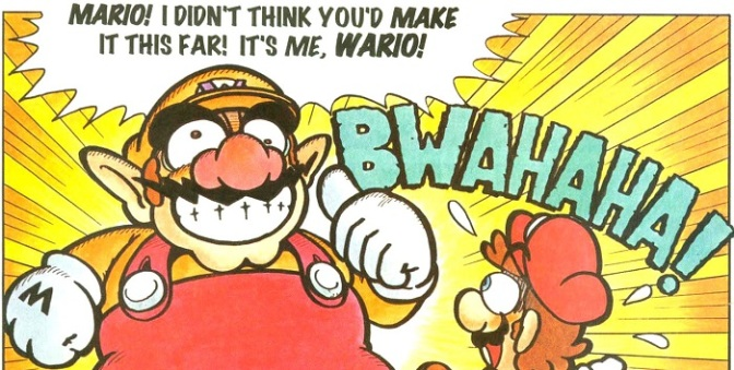 It Should Be Called Super WARIO Adventures