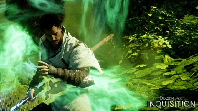 Attack Of The Internet Trolls: Reactions To Dragon Age – Inquisition's Reveal of Dorian