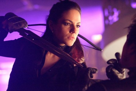 Lost Girl has all kinds of action.