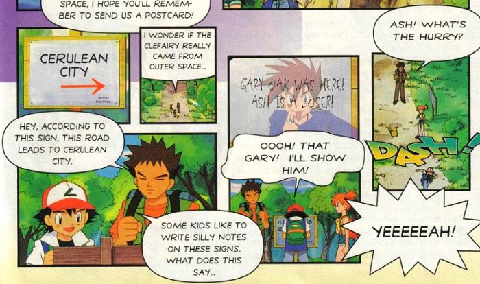 pokemon manual red instruction