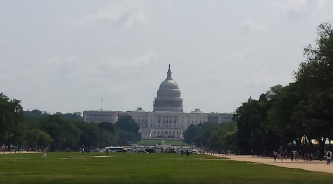 Washington, D. C. for the Agoraphobically-Inclined