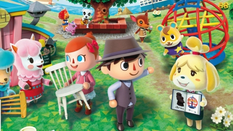 Sure, everyone looks happy, until you stay away from the game for a month and your entire town has a panic attack and develops abandonment issues.
